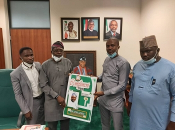 Chairman House of Representatives Committee on SDGs Applauds GOLPRONET